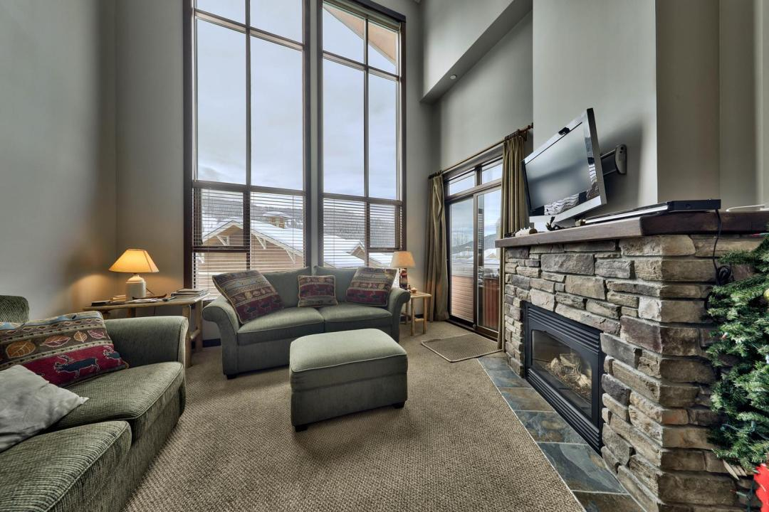 Stone's Throw 3 Bedroom Unit #56 LR