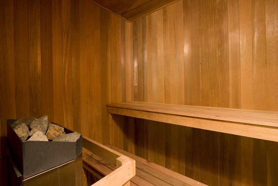 Whistler Village Accommodation - Telemark Sauna