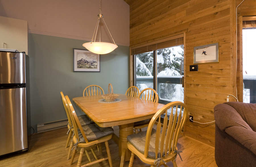 Whistler Village Accommodation - Telemark Dining Room