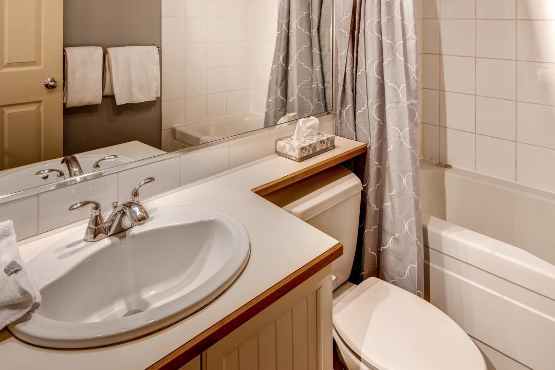 Aspens 1 Bedroom Unit 115 BATH