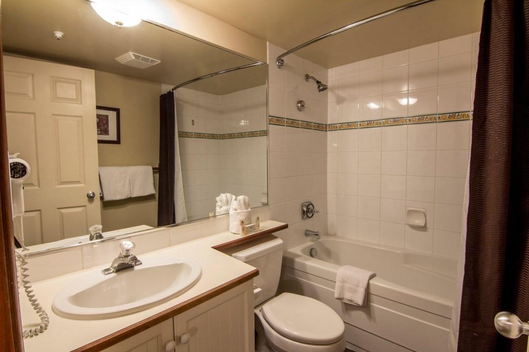 Aspens 1 Bedroom Unit 116 BATH