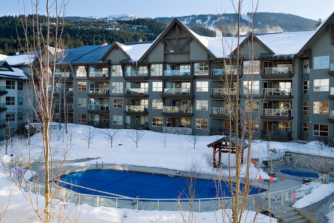 Aspens 1 Bedroom Unit 206 POOL