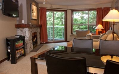 Aspens 1 Bedroom Ski In Ski Out on Blackcomb #216