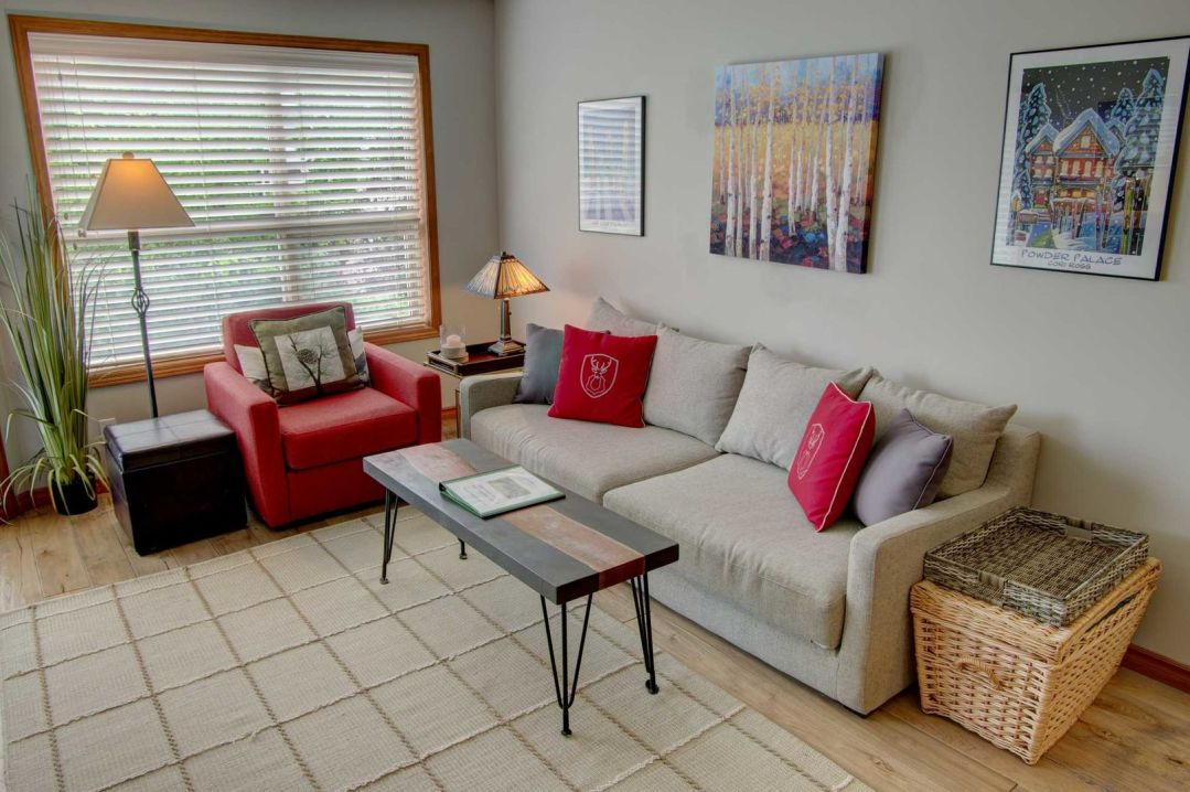 Aspens 1 Bedroom Unit 261 LR