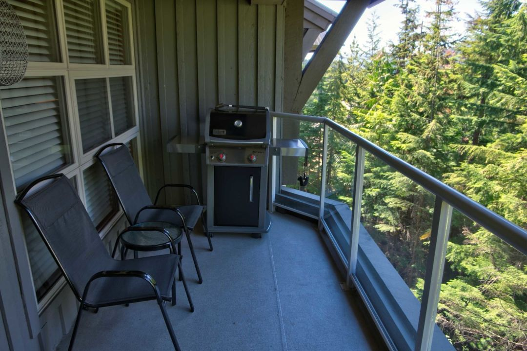 Aspens 1 Bedroom Unit 414 BBQ