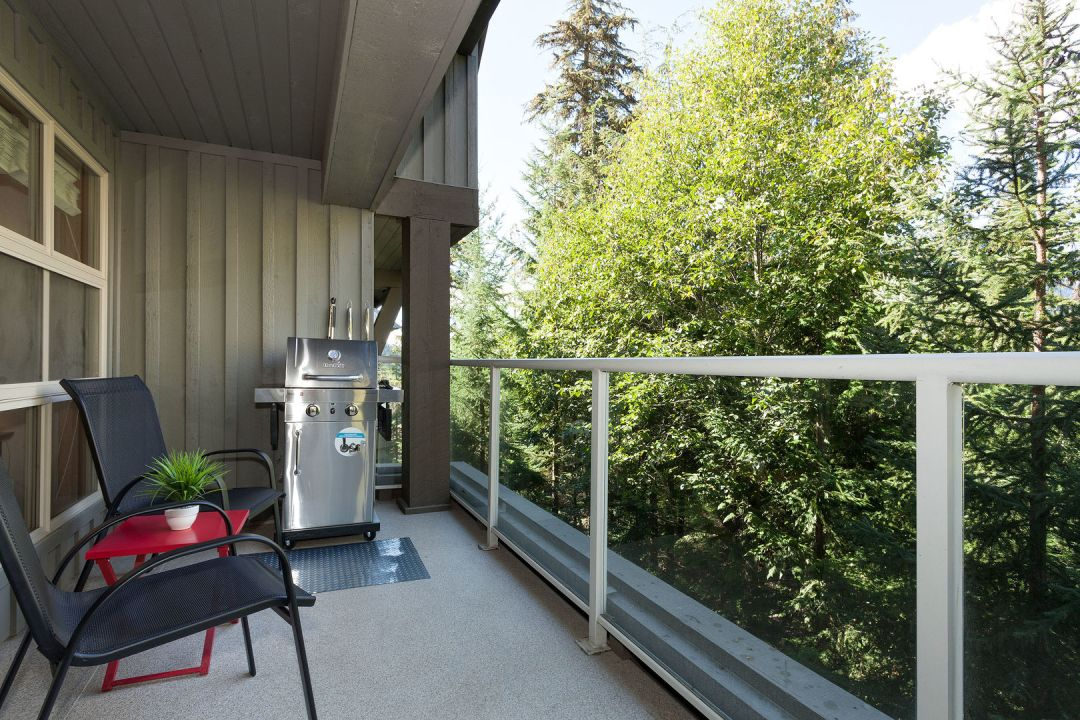 Aspens 1 Bedroom Unit 415 BBQ