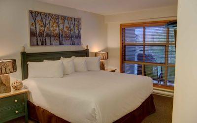 Aspens 1 Bedroom on Blackcomb #543