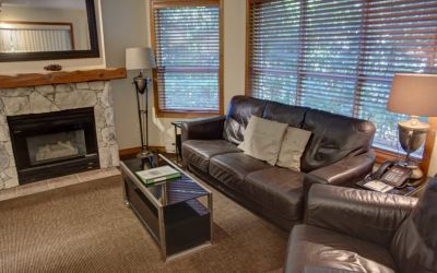 Aspens 2 Bedroom Ski In Ski Out on Blackcomb #127
