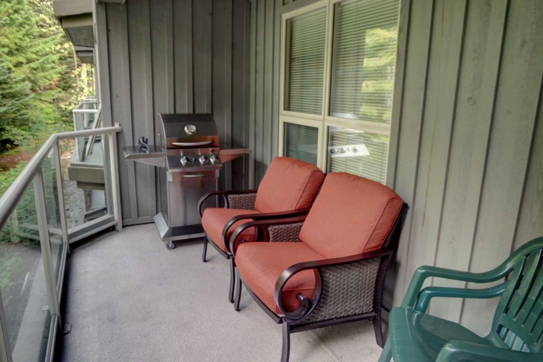 Aspens 2 Bedroom Unit 227 BBQ