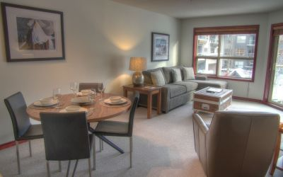 Aspens 1 Bedroom Ski In Ski Out on Blackcomb #302