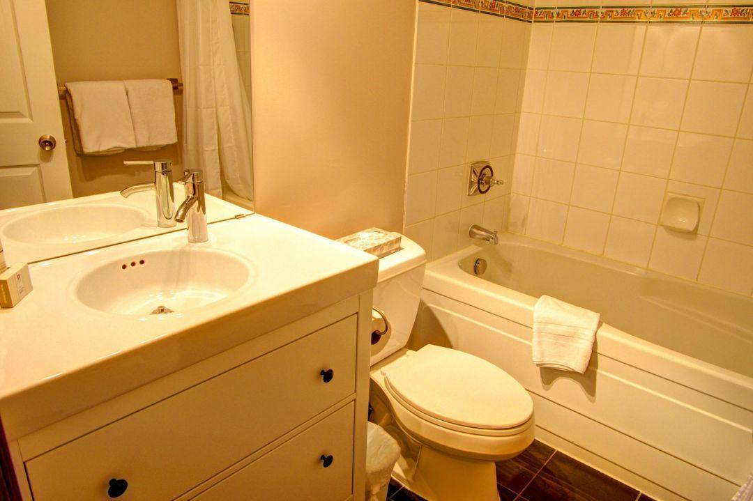 Aspens 1 Bedroom Unit 314 BATH