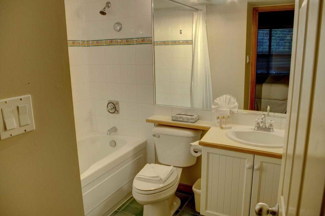 Aspens 2 Bedroom Unit 319 BATH