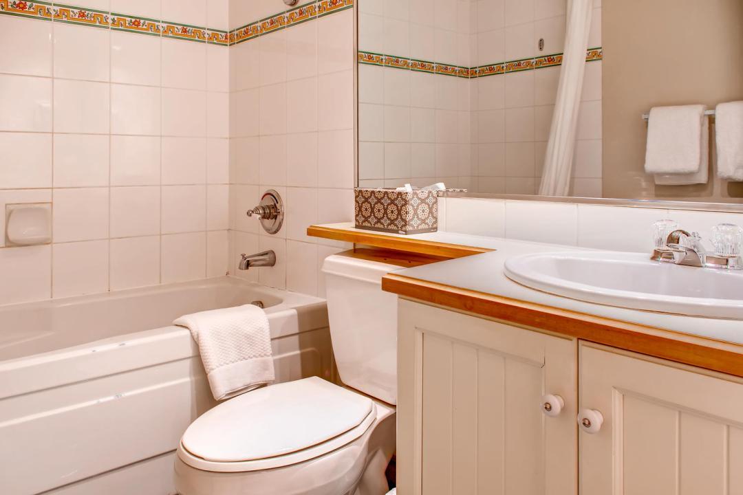 Aspens 1 Bedroom Unit 321 BATH