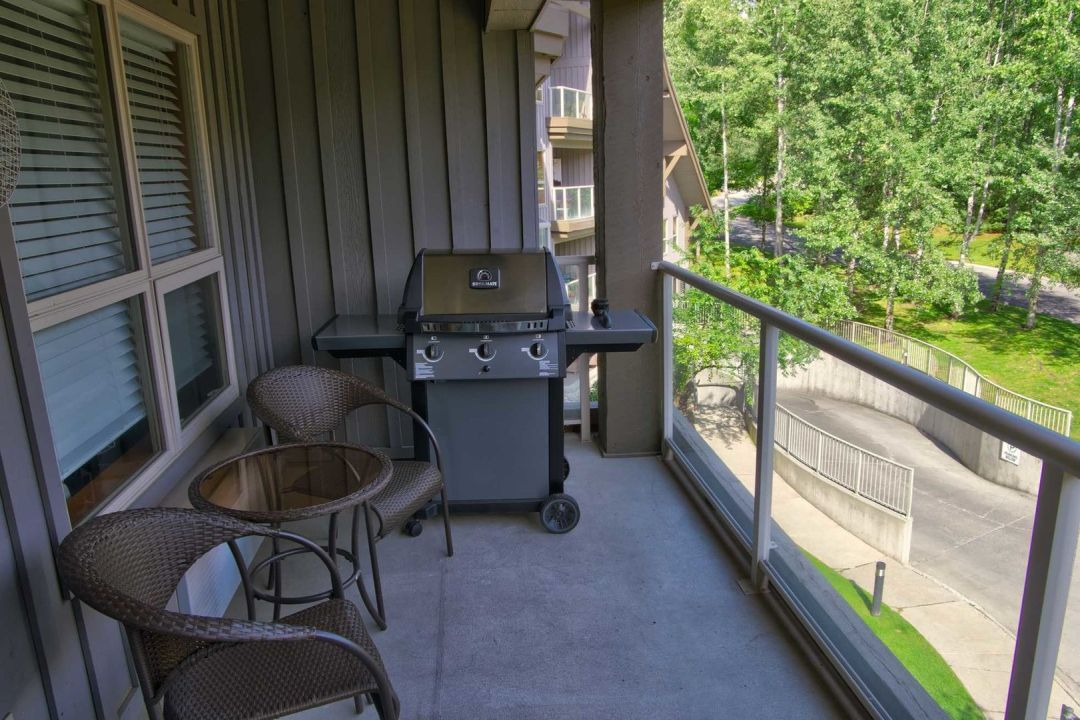 Aspens 1 Bedroom Unit 335 BBQ