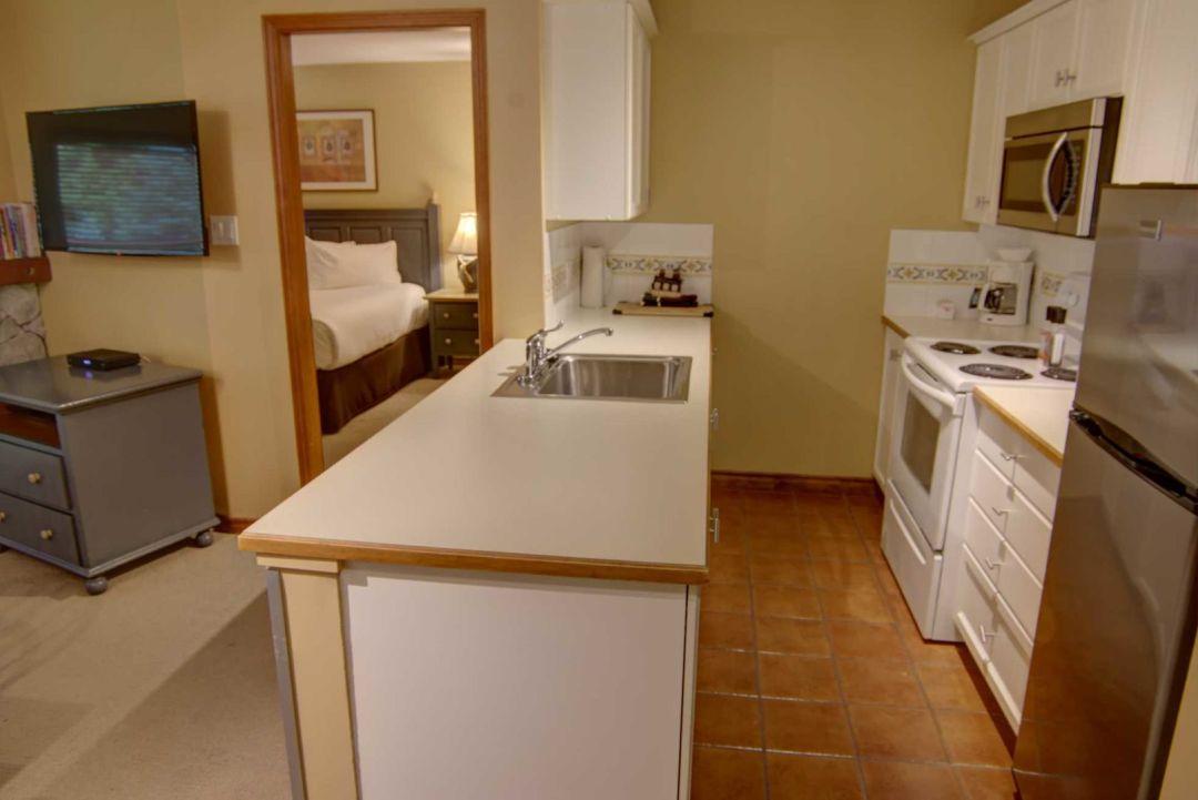 Aspens 2 Bedroom Unit 349 KIT2