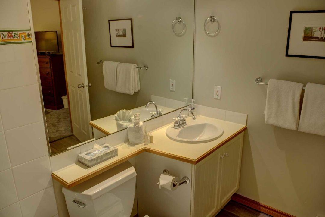 Aspens 2 Bedroom Unit 351 BATH2