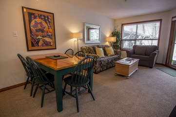 Aspens 2 Bedroom Unit 439 DR