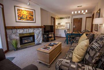 2 Bedroom Aspens on Blackcomb #439