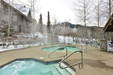 Aspens 2 Bedroom Unit 458 HT2