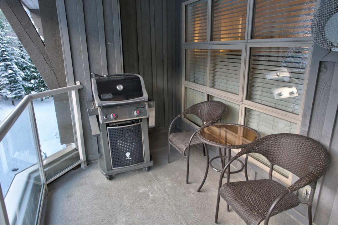 Aspens 2 Bedroom Unit 548 BBQ
