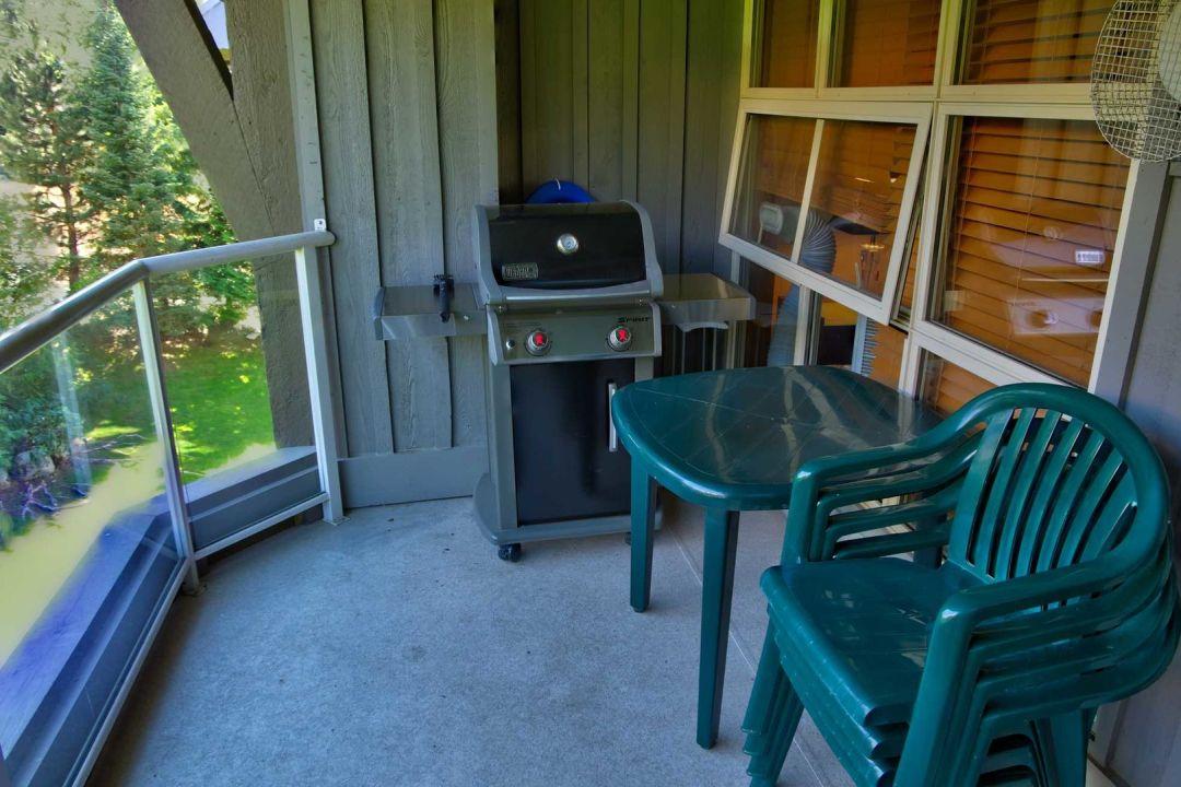 Aspens 2 Bedroom Unit 549 BBQ