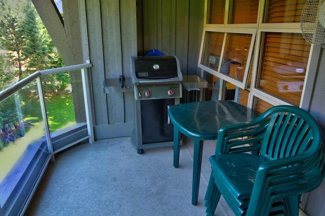 Aspens 2 Bedroom Unit 549 BBQ