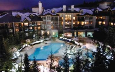 A Rebranded Ski In Ski Out Hotel Blackcomb Spring Suites