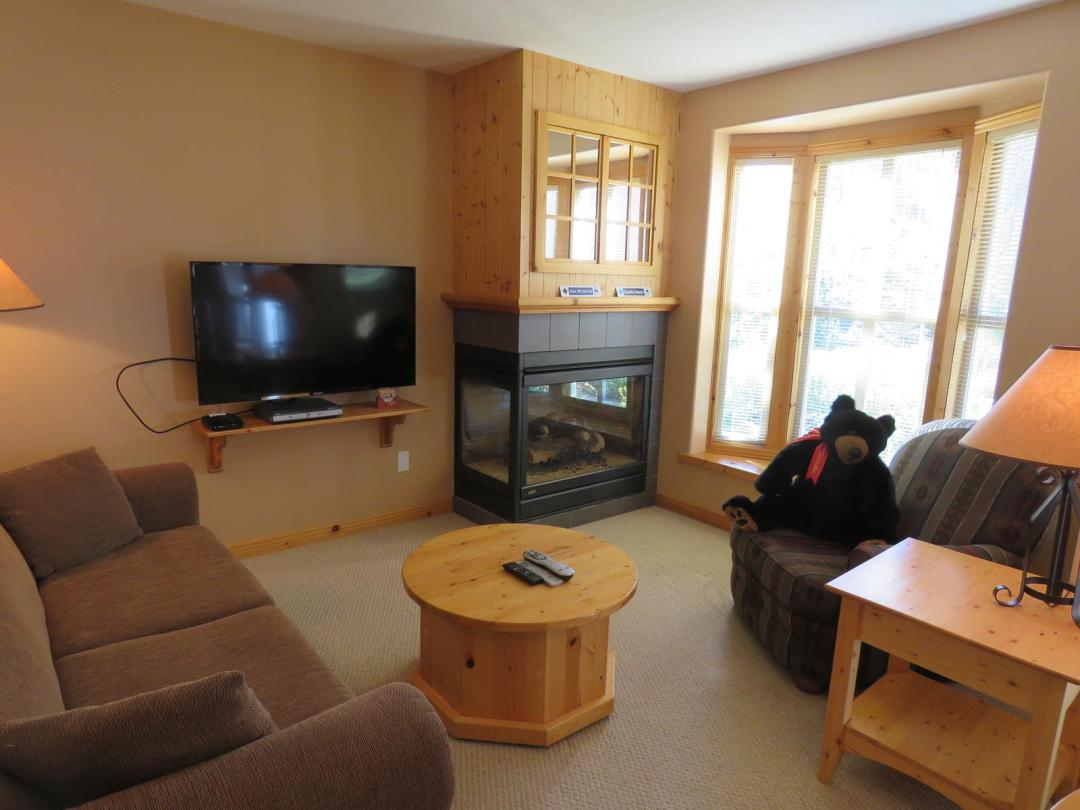 Crystal Forest 1 Bedroom Unit #1 LR