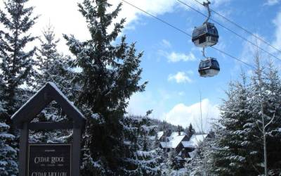 3 Bedroom Whistler Ski In Ski Out Cedar Ridge