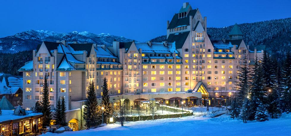Chateau Whistler A Fairmont Hotel (4)