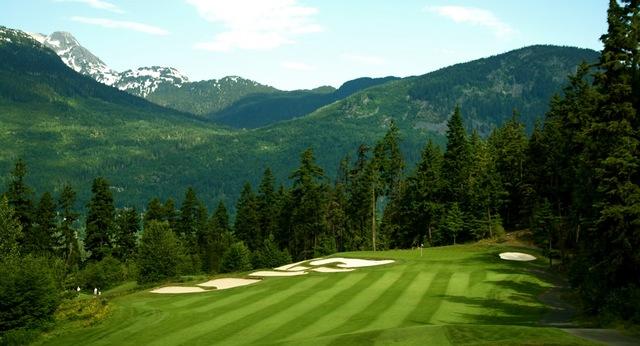Fairmont Chateau Whistler Golf Course (1)