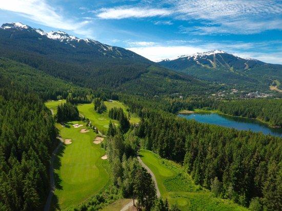 Fairmont Chateau Whistler Golf Course (12)