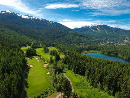Fairmont Chateau Whistler Golf Course (12)