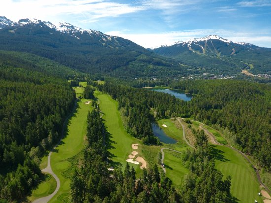 Fairmont Chateau Whistler Golf Course (13)