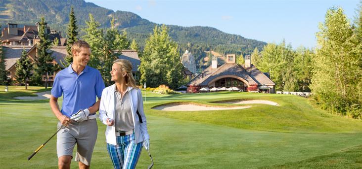 Fairmont Chateau Whistler Golf Course (2)