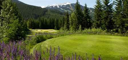 Fairmont Chateau Whistler Golf Course (4)