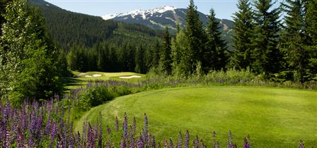 Fairmont Chateau Whistler Golf Course (4)