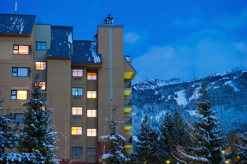 Hilton Whistler Resort Whistler Village Hotel