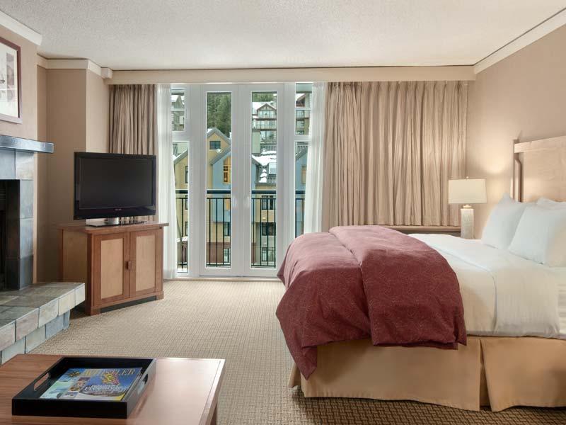 Hilton Whistler Hotel Room 3