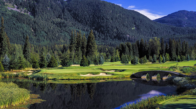 Nicklaus North Golf Course Whistler (3)