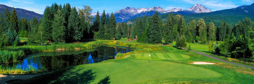 Nicklaus North Golf Course Whistler (4)