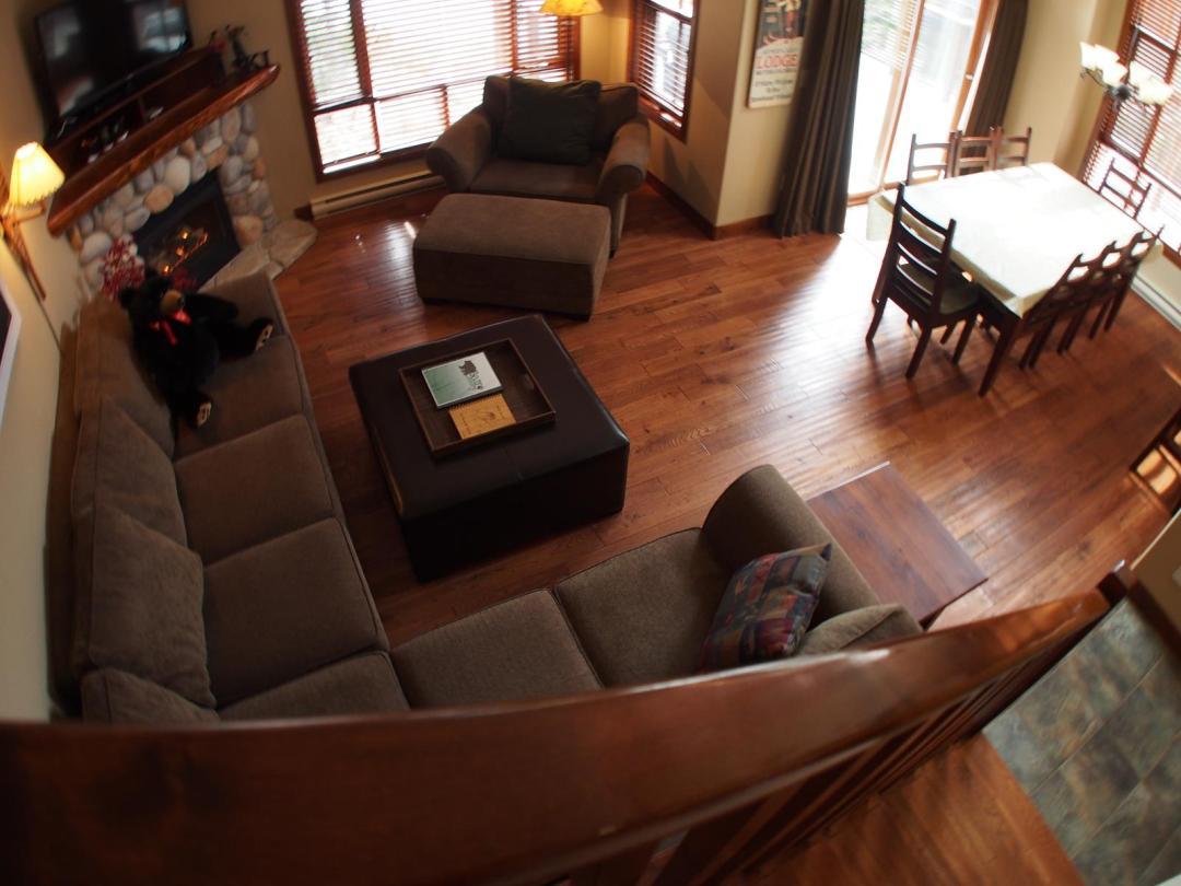 Woodhaven 4 Bedroom + Den Unit #36 LR