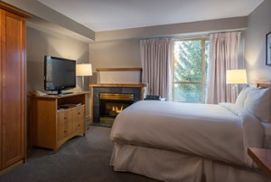 Superior Studio Whistler Peak Lodge (