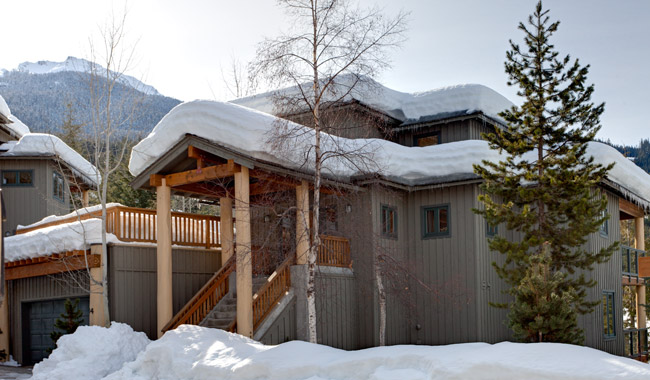 Taluswood The Ridge 14 Ski In Ski Out 6 Bedroom (35)