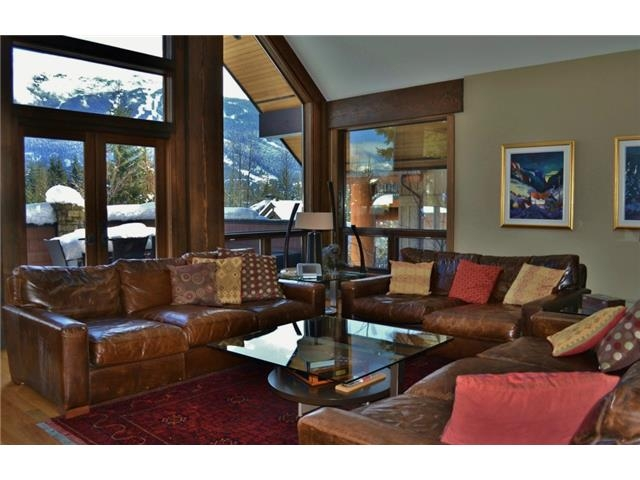 Whistler 6 Bedroom Rental Home - Treetop (10)