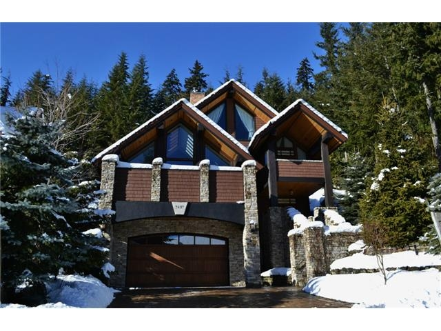 Whistler 6 Bedroom Rental Home - Treetop (14)