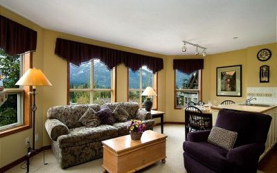 Whistler Aspens 1 Bedroom 1 Bath