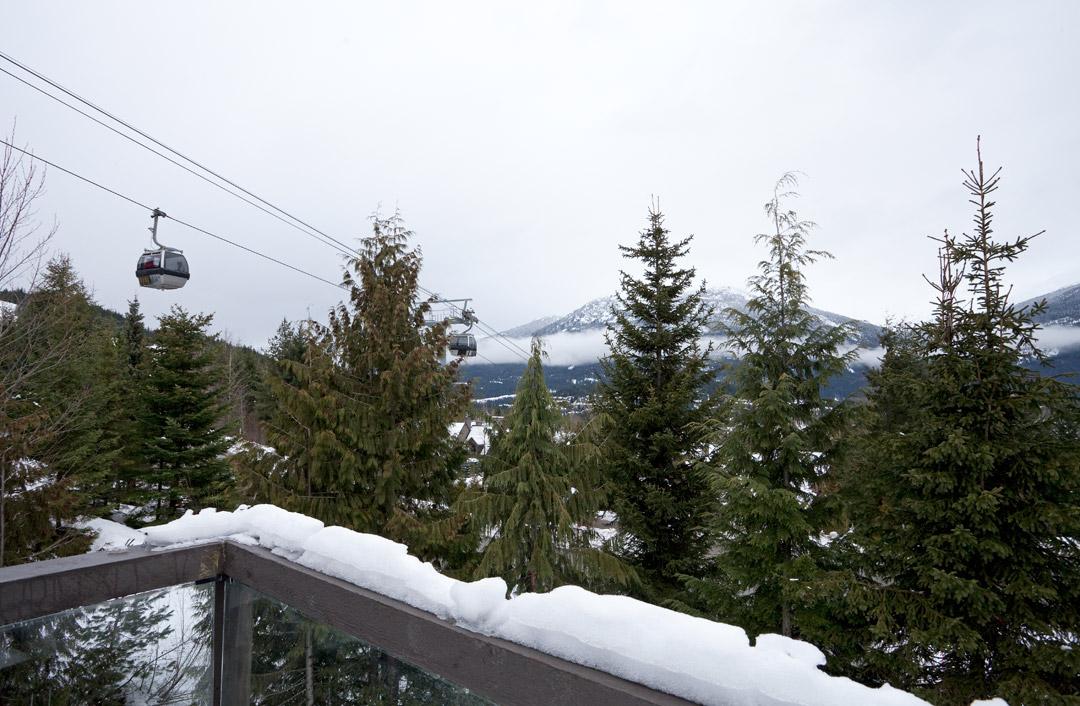 Whistler Accommodation Pinnacle Ridge 21 View