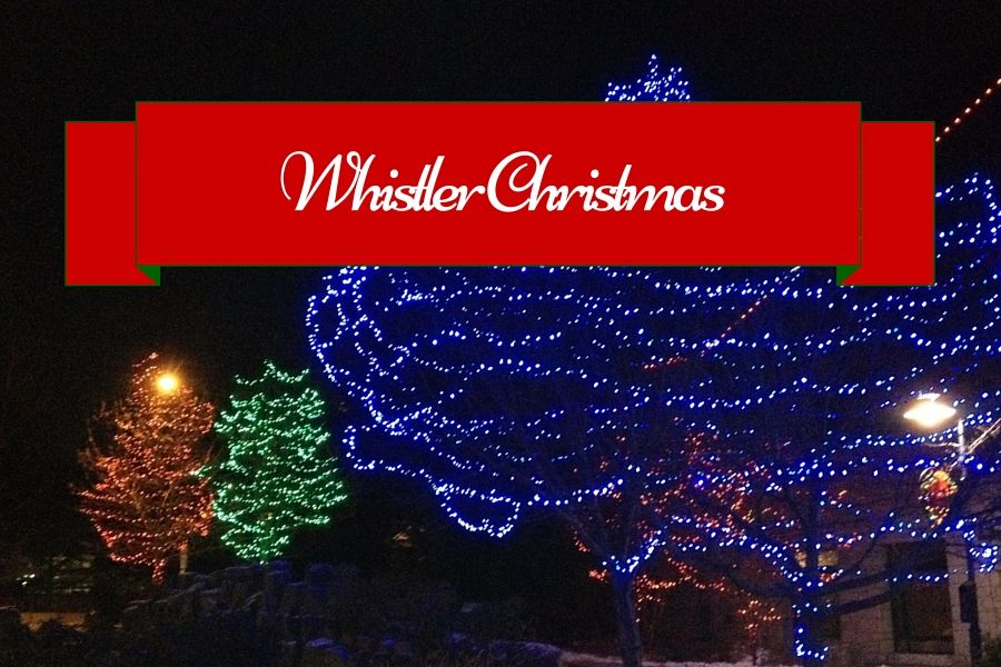 Christmas Holidays In Whistler