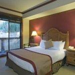 Whistler First Tracks Lodge 3 Bedroom Ski in Ski Out Bedroom